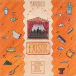 Capa do álbum Existir - Madredeus