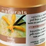 Avon Naturals Milk Shake