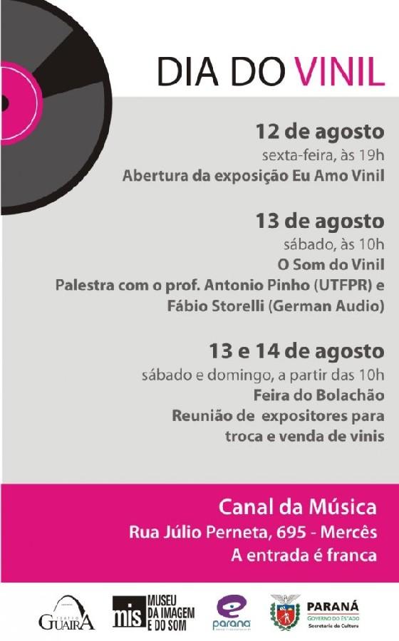 Dia Internacional do Vinil em Curitiba