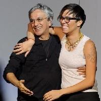 Caetano Veloso e Maria Gadú