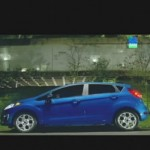Ford New Fiesta 2012
