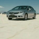 Novo Honda Civic 2012