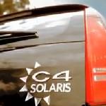Citroen c3 c4 Solaris