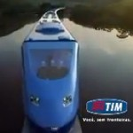 Tim Trem Azul